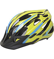 Limar 545 Mountainbike-Helm, Lime/Blue