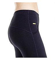 Lolë Salutation Leggings pantaloni yoga donna, Black