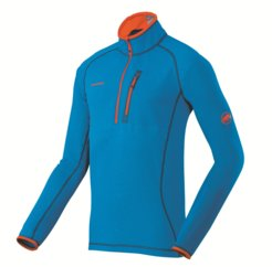Mammut Eiswand Zip Pull Light Pullover