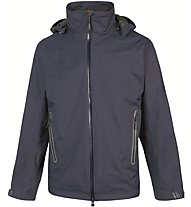 Mammut Huesca Jacket Herren Wanderjacke mit Kapuze, Blue