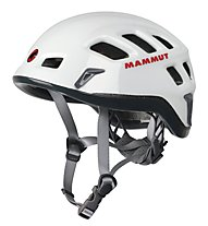 Mammut Rock Rider - Kletterhelm, White/Smoke