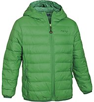 Meru Gramby giacca piuma bambino, Fern Green