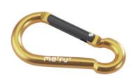 Sport > Outdoor / camping > Accessori utili >  Meru Carabiner Pear Shape 7 cm