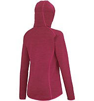 Millet Lite Iceland Hoodie Giacca con cappuccio donna, Red