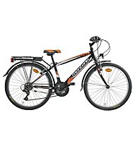 "Montana Escape 24"" 18-Gang, Black/Orange"