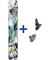 Movement Crew FR Set: Ski+Bindung