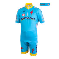 Sportarten > Bike > Radbekleidung >  Nalini Komplet Kinder Astana Pro Team 2015