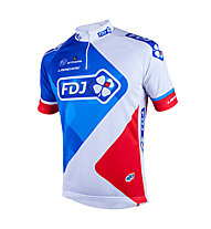 Nalini Jersey 2015 FDJ Team, White/Blue
