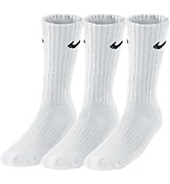 Nike 3PPK Value Cotton Crew, White/Black