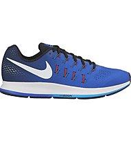 Nike Air Zoom Pegasus 33 - scarpa running, Blue