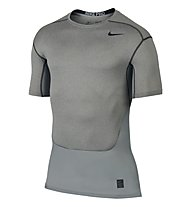 Nike Pro Hypercool Compression Trainingsshirt Herren, Carbon