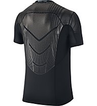 Nike Pro Hypercool Max Fitted SS - T-Shirt, Black