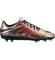 Nike Hypervenom Phelon II FG - Fußballschuhe, Brown/Black