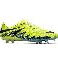 Nike Hypervenom Phinish FG - Fußballschuhe fester Boden, Volt/Black