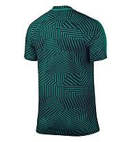 Nike Dry Football Top - maglia calcio, Teal Green