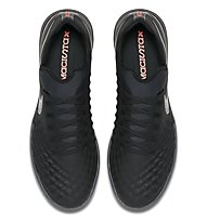 Nike Magistax Finale II TF - scarpe da calcio terreni duri, Black