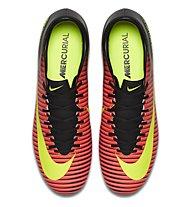 Nike Mercurial Victory VI FG - Fußballschuhe fester Boden, Total Crimson