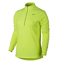 Nike Nike Element maglia running donna, Lime