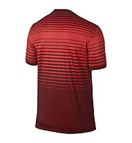 Nike Portugal SS Home Stadium Jsy maglietta Mondiali, Red