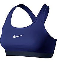 Nike Pro Classic Bra - reggiseno sportivo, Deep Royal