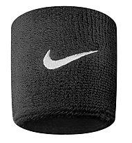 Nike Swoosh Wristbands, Black/White