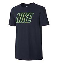 Nike Sportswear Swoosh T-Shirt Herren, Blue