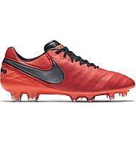 Nike Tiempo Legend VI FG - Fußballschuh, Crimson