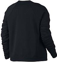 Nike Sportswear Tech Fleece Trainingsjacke Damen, Black