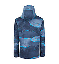 O'Neill Area 52 Jacket, Blue Aop