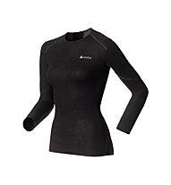 Odlo X-Warm Crew Neck L/S Shirt W's, Black