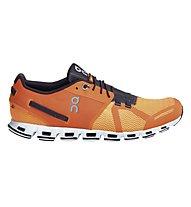 ON Cloud - scarpa running, Orange/Fire