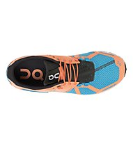 ON Cloud W - scarpa running donna, Horizon/Coral