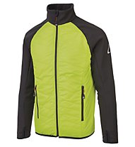 On The Edge Giacca softshell Markus, Green/Black (light version)