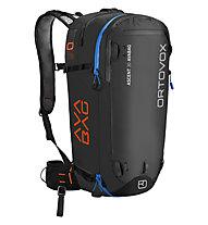 Ortovox Ascent 30 AVABAG - zaino airbag, Black