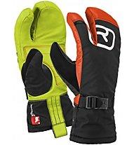 Ortovox Glove Pro Lobster - Alpin Handschuhe, Green