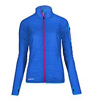 Ortovox Hybrid Jacke Damen, Blue Ocean