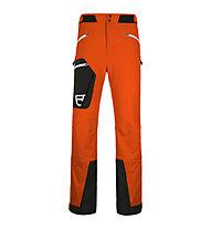 Ortovox Bacun pantaloni scialpinismo, Crazy Orange
