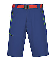 Ortovox Merino Shield Light Brenta Pantalone corto, Strong Blue