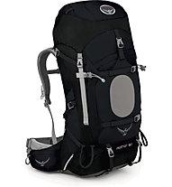 Osprey Aether 60 - zaino trekking, Midnight Blue