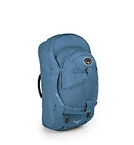 Osprey Farpoint 70 - Zaino/valigia, Blue