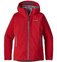 Patagonia W's Refugative Jacket Giacca trekking Donna, Red