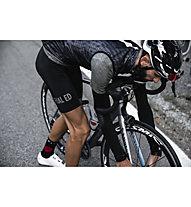 Pedal Ed Natsu Summer Bibshort Träger-Radhose, Black