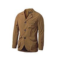 Pedal Ed Giacca sportiva Saddle Packable Jacket, Khaki