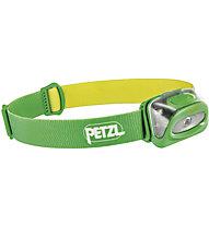 Petzl Tikkina - Stirnlampe, Green