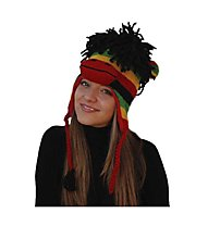 PinkYak Rasta-Man, Black/Red