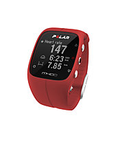 Polar M400 HR - GPS Uhr, Red