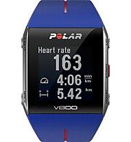 Polar V800 HR, Blue/Red