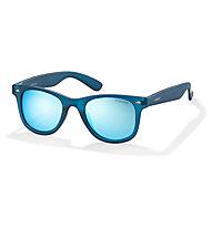 Polaroid Rainbow Sport/Sonnenbrille, Transp.Blue