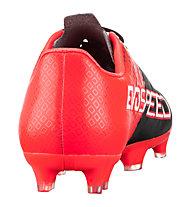 Puma Evo Speed 4.5 FG Jr - scarpe da calcio terreni compatti bambino, Red/Black