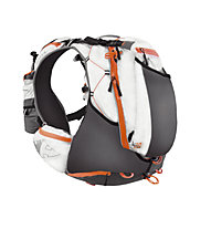 RaidLight Ultra Olmo 20 Trailrunning Rucksack, White/Orange